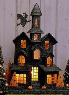Haunted House Cardboard Project? This Could Be Fun! Halloween
