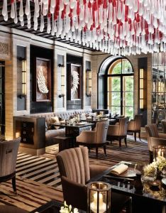 The best interiors inspired by hotels also decking lobbies and cafe design rh pinterest