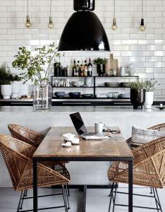 Trendspanarna black white also maison pinterest vintage modern rattan and rh