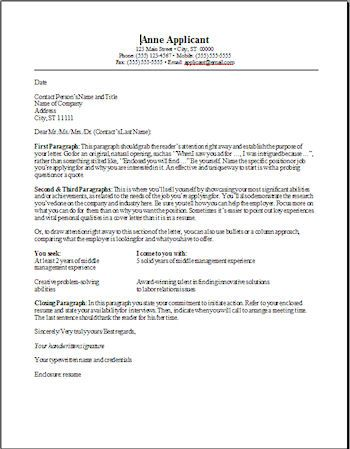 Cover letter examples  Useful knowledge  Pinterest  Cover letter template Letter templates