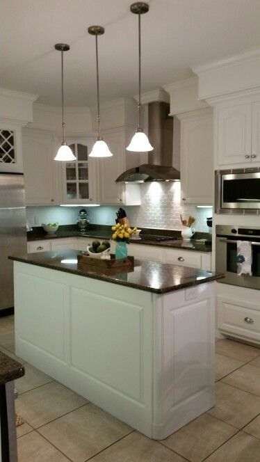home depot kitchen remodeling replacement drawers our makeover. sherwin williams alabaster cabinets ...