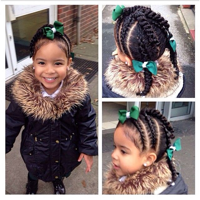 Curlykidshaircare's Photo On Instagram Little Girl Natural Hair