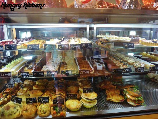 Cafe Food Display Ideas