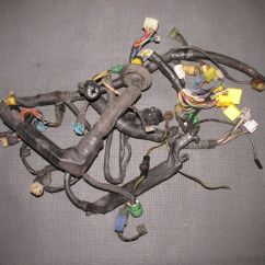 Ae86 Stereo Wiring Diagram Rover 75 Srs 85 86 87 88 89 Toyota Mr2 Oem 4age Engine Harness