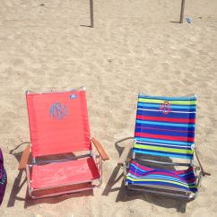 Custom Beach Chairs Chair Cover Rental Baltimore Monogrammed Embroidery Pinterest
