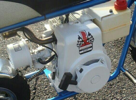 5hp Tecumseh minibike engine  Hooked on Minibikes