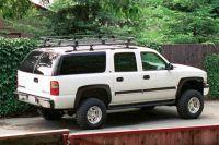 suburban offroad lift kit | 2001 Suburban Upgrades ...