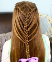 hairstyles school-girls