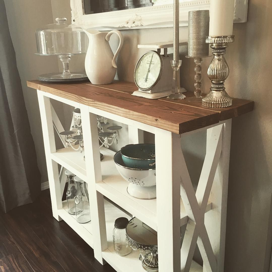 build a rustic sofa table leather sleeper pottery barn beautiful indoor and outdoor furniture crafting plans
