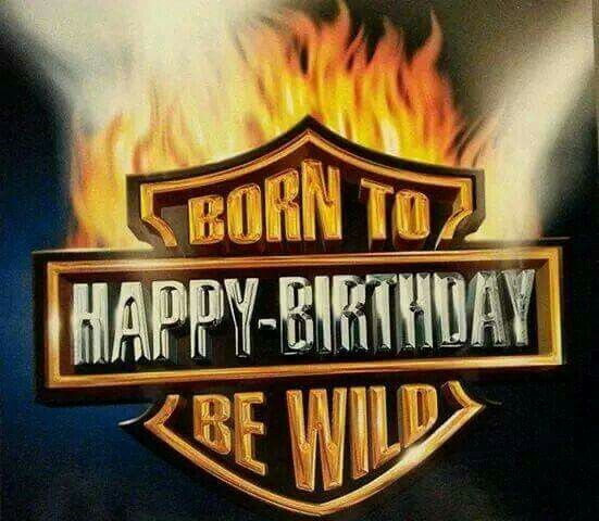 Happy Birthday Harley39s motoren Pinterest