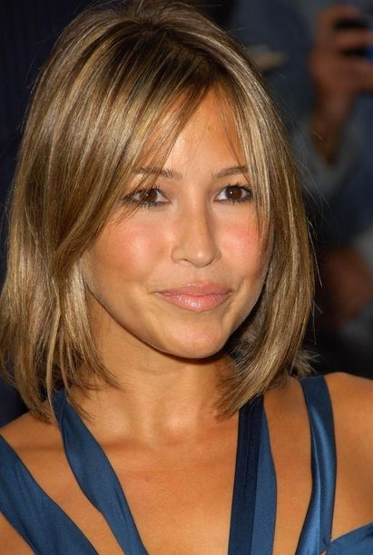 Medium Bob Hairstyles For Fine Hair Pinteres
