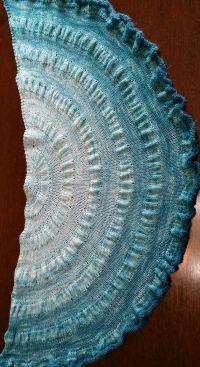 Easy Shawl Knitting Patterns | Knitting patterns, Shawl ...