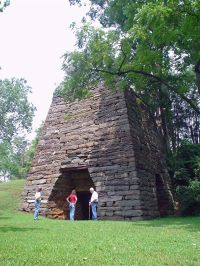 National Register Nomination: Washington, VA Iron Furnace