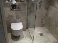 Small Bathroom Design Wet Room