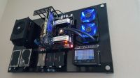 Evolution Of Feros wall mounted PC case | Pc cases