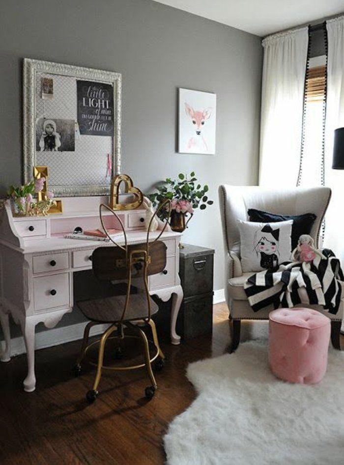 Deco Chambre Fille Ado Vintage