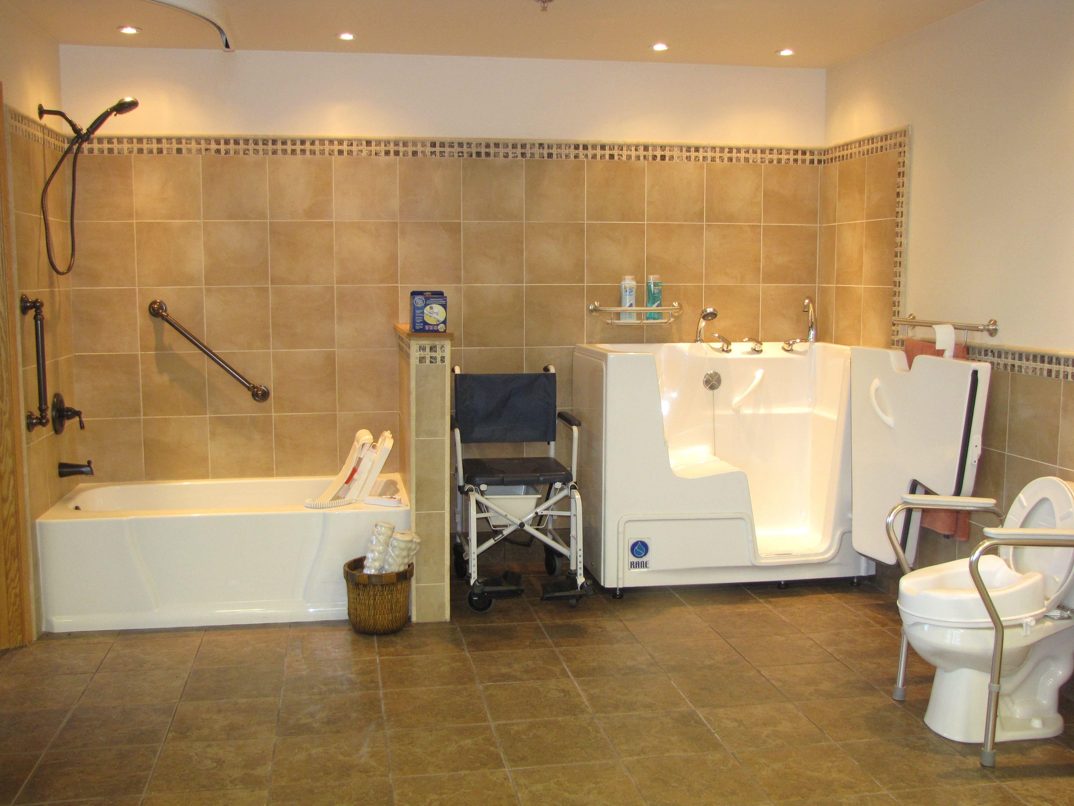 Home Bathroom Modifications for Seniors