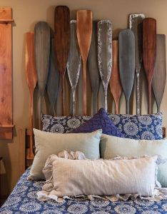 Juniper hills retreat by high camp home this headboard would be cool for  boathouse or lake house also hch projects truckee tahoe california casa rh pinterest