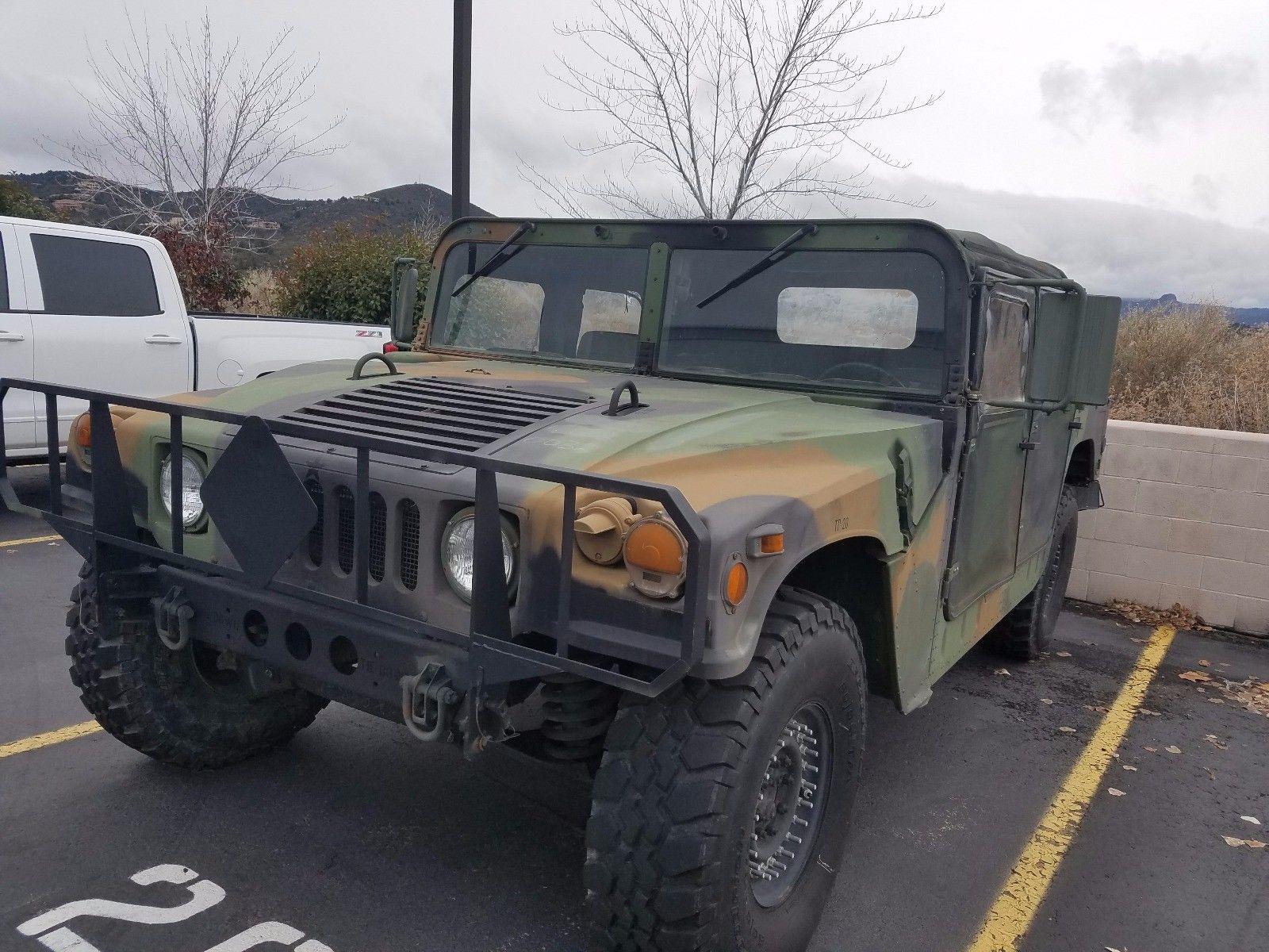rebuilt engine 1994 AM General Humvee military