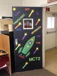 State Test Motivational Door !!!! | Classroom | Pinterest