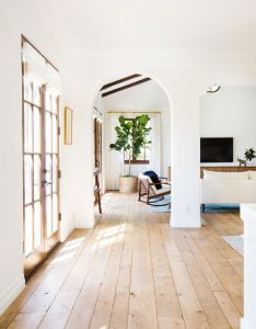 At home with lauren conrad en casa de haus also curved archway decor pinterest interiors house and rh