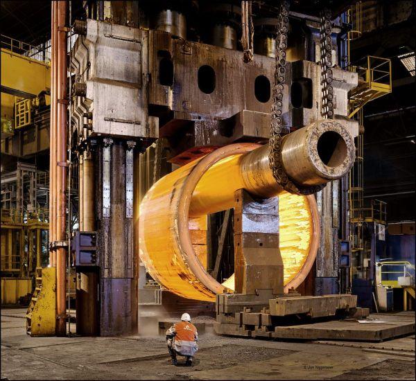 Steam Forging Hammer