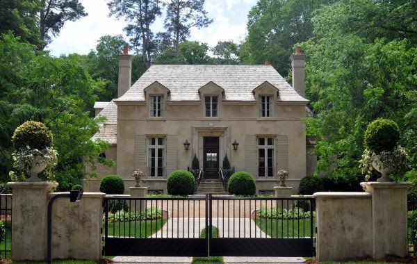 Inspiration For Exterior Captivating French Design Homes
