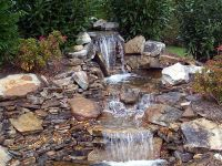 front yard pond ideas | Small Backyard Ponds And ...