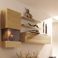 Modern Wall Mounted Shelves | Wall Mounted Shelves ...