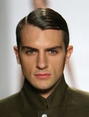 1960s men's hairstyle night of