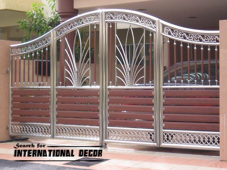 Gate Design For House Congresos Pontevedra Com