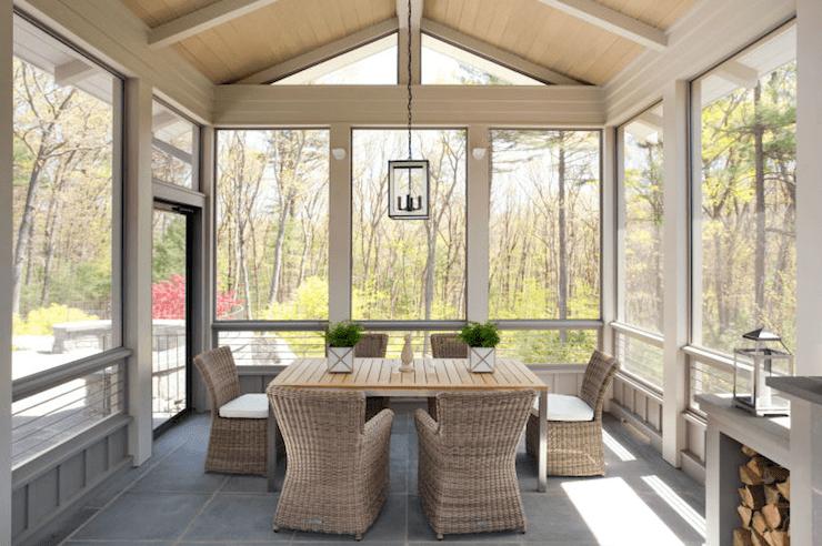 Porch Swing Teak
