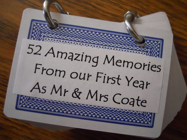 The 25+ Best 1st Anniversary Gifts Ideas On Pinterest