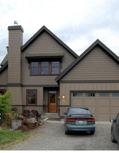 amazing exterior paint colors with brown roof ideas also roofs rh pinterest