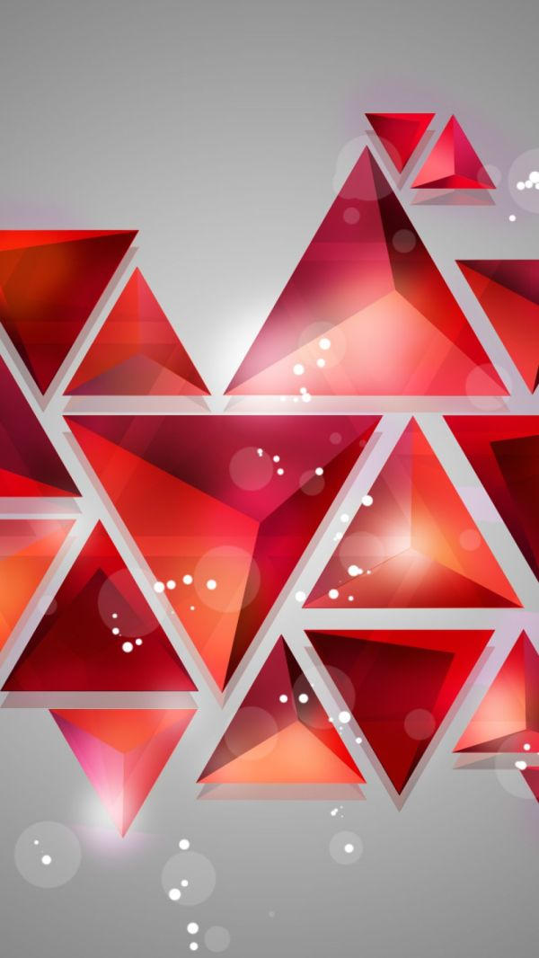 Geometric Shapes Shine. Tap Wallpapers Backgrounds Fondos Iphone & Android