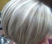 pix > gray hair highlights
