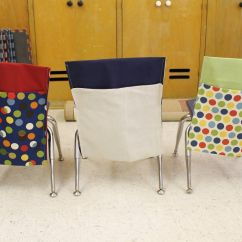 Classroom Organizer Chair Covers Folding Plans Homemade Pockets Trials