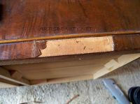 how to fix veneer | Furniture- DIY and more! | Pinterest ...