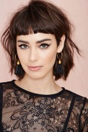 amazing short shaggy hairstyles