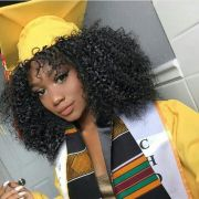 natural curly hairstyles graduation