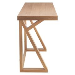 Folding Kitchen Tables How Much Is A Remodel Heath 2 4 Seat Oak Dining Table