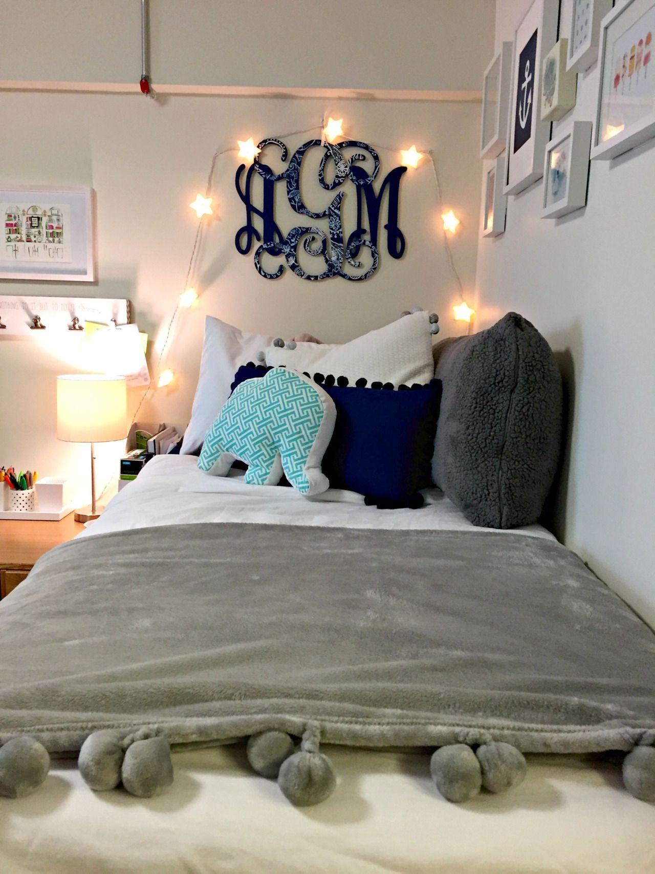 cozy dorm room decor  we this moncheripromcom  college