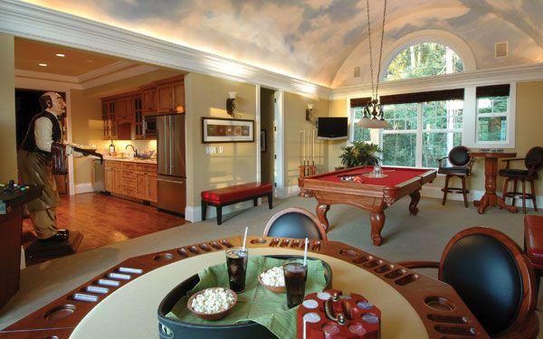 Billiards Room Ideas Game Rooms Room Ideas And Room