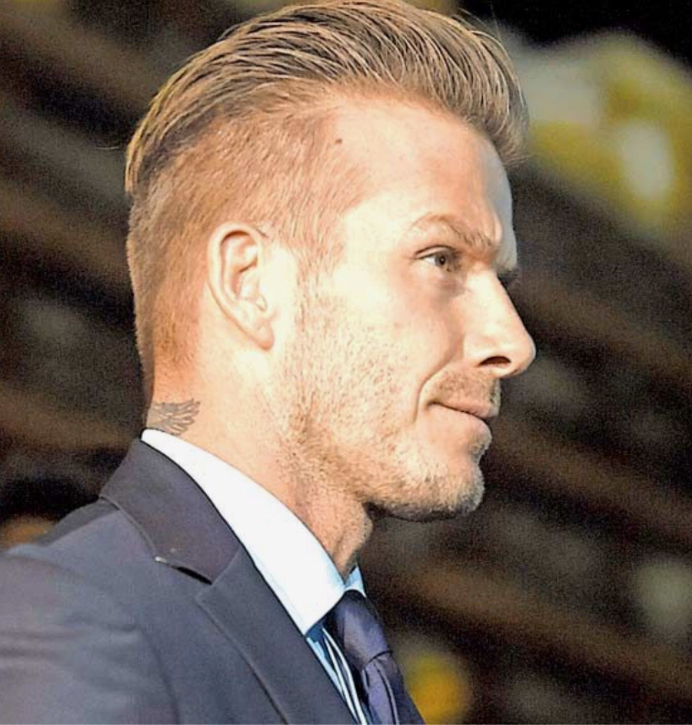 hairstyle david beckham 2019