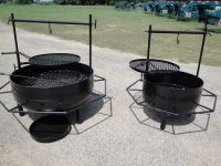 great campfire pit
