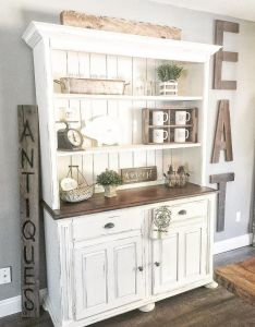 Cool gorgeous diy farmhouse furniture and decor ideas for  rustic homehttps also rh pinterest