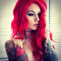 10 Best Red Hairstyles for 2015 Fall - | Bright red hair ...