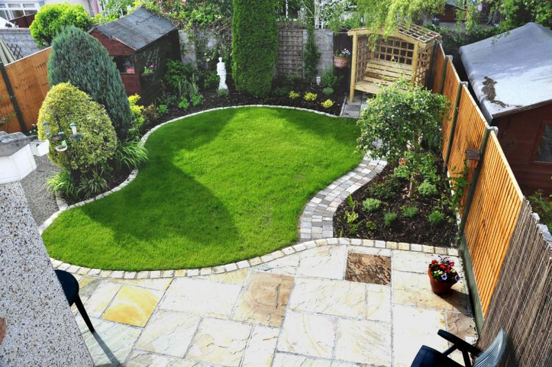 Very Small Garden Ideas Google Search GARDEN DESIGN IDEAS