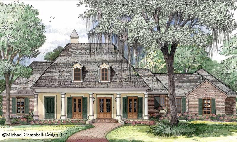 Louisiana Style House Plans House Plan Country French House