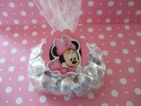 Baby Minnie Mouse party bags and tags are perfect for your ...